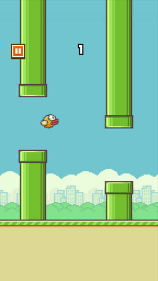 Flappy Bird app: You must have it.
