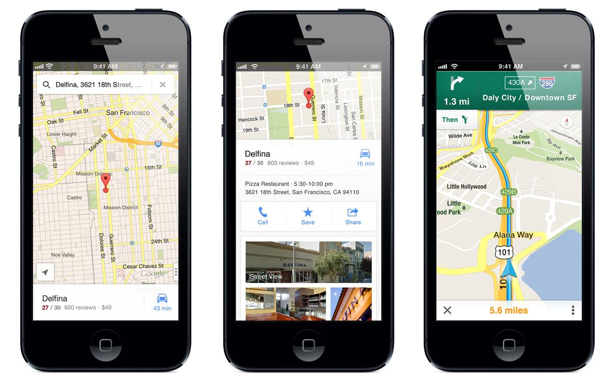 Google Maps vs. Waze: A navigation app smackdown