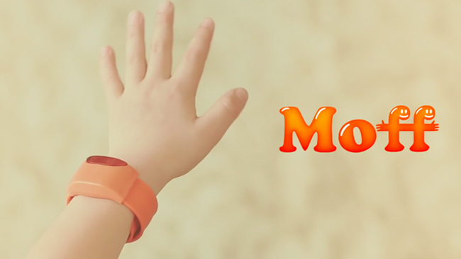 Piquing our Geek: The Moff Band sound effect bracelet for kids.