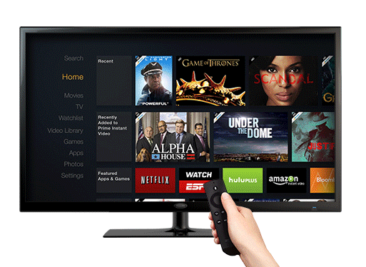 Everything you need to know about the new Amazon Fire TV