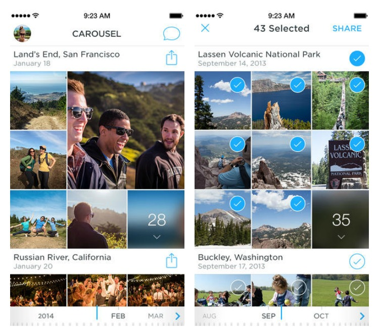 Carousel by Dropbox: Could this be the photo storage and sharing solution that everyone has been waiting for?