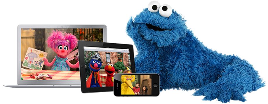The new Sesame GO video on demand service gives kids all the Big Bird they can handle