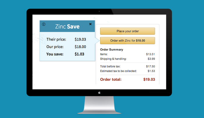 Saving money shopping online without doing anything? Yes, please.