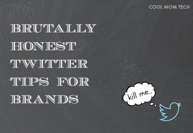 10 brutally honest Twitter tips for brands: How to pitch without driving everyone crazy.
