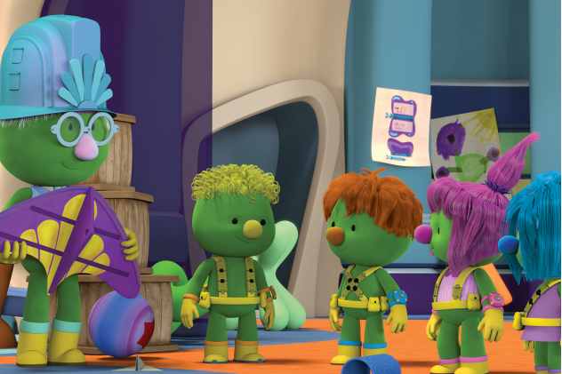 The new Jim Henson Doozers show for kids. Is it worth a watch?