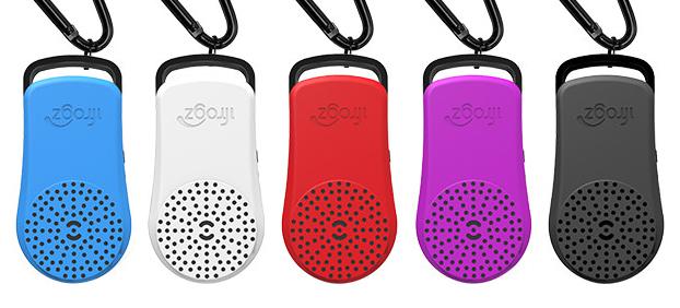 iFrogz's Tadpole mini bluetooth speaker pushes big sound
