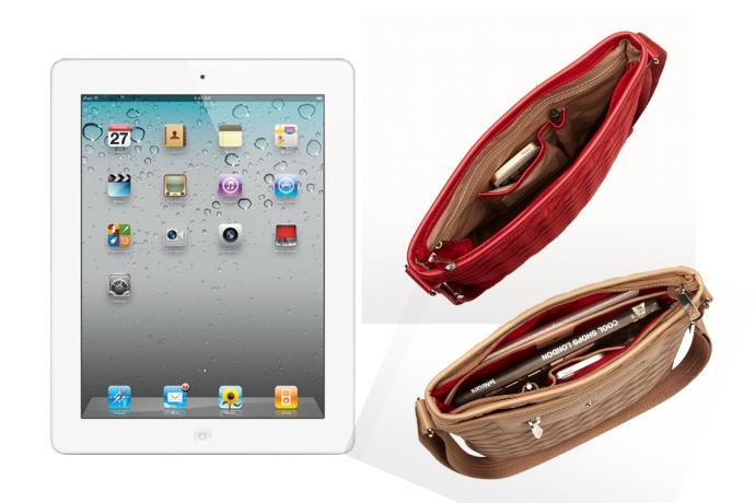 The start of summer means an excuse for a summery new Knomo iPad case