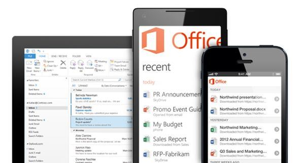 Office 365 Personal lets you start a doc on your PC, then pick up where you left off on your mobile phone.