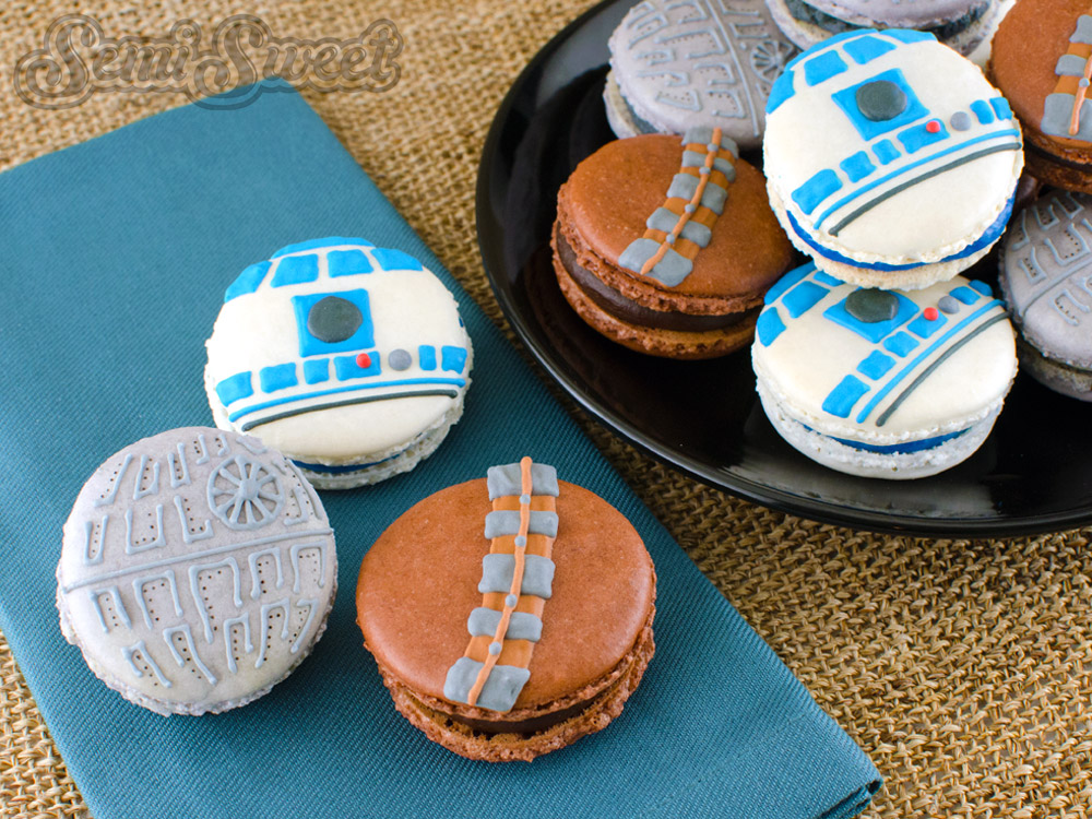 Web Coolness: Star Wars macarons, eBay password breach, and more