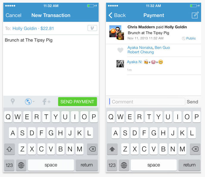Dads Dig This: VenMo app