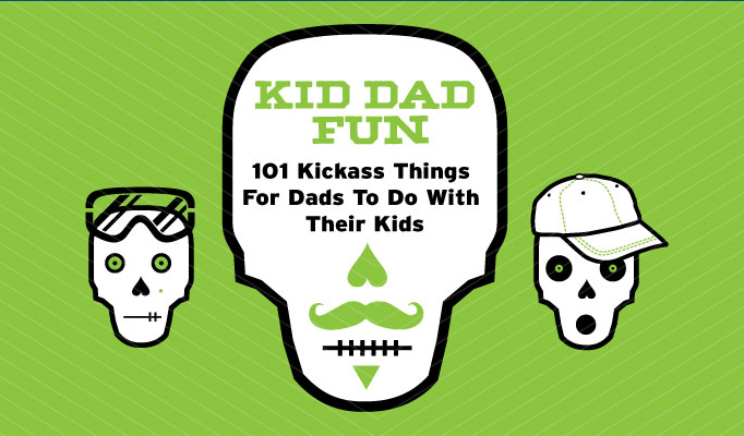 Kid Dad Fun app. Yep, just what it sounds like.