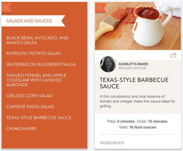 Get your grill on with these mouth-watering BBQ and cooking apps