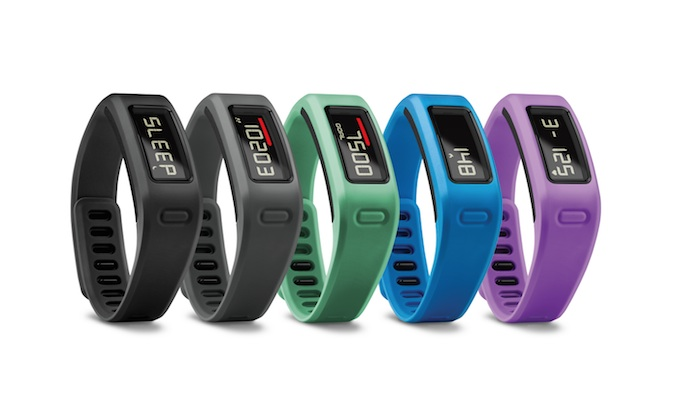 Garmin vivofit fitness band and how it compares to the Jawbone UP24