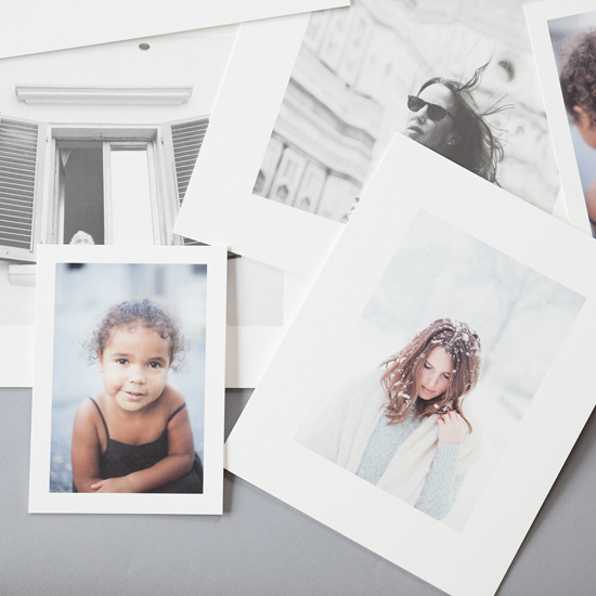 A professional photo printing service that makes you want to turn your home into an Instagram art gallery
