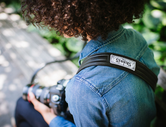 The ONA Camera Strap meets charity:water and beautiful things happen.