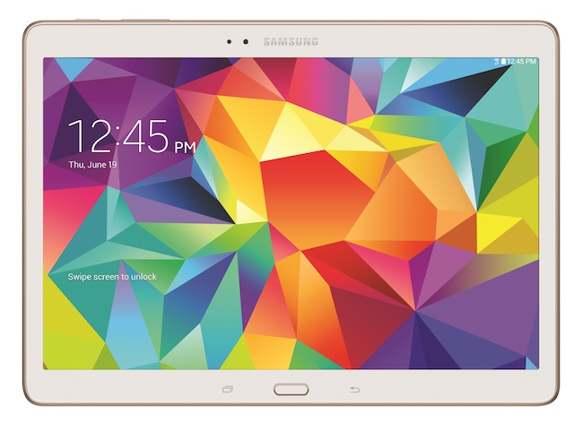 New Samsung Galaxy Tablet S vs the iPad Air. Samsung is playing for keeps