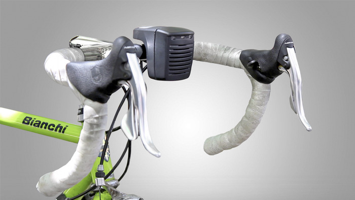 MYBELL is more than a high-tech bike bell, it's a life saver.