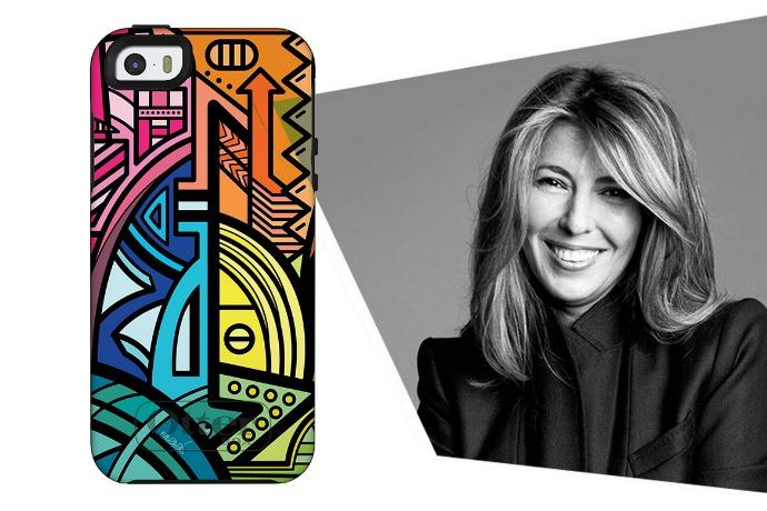Nina Garcia + Otterbox: A hot combination