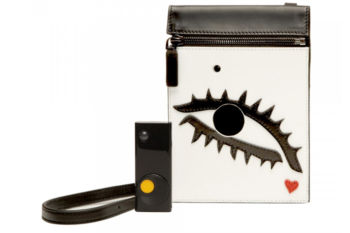 The Autographer hands-free camera gets even more stealthy and stylish thanks to Lulu Guinness