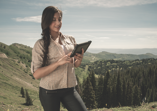 The ZAGG Rugged Folio for iPad can handle the elements. (And your kids, too)