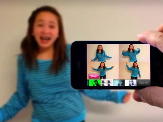 The Video Star app lets your kids become the next Spike Jonze