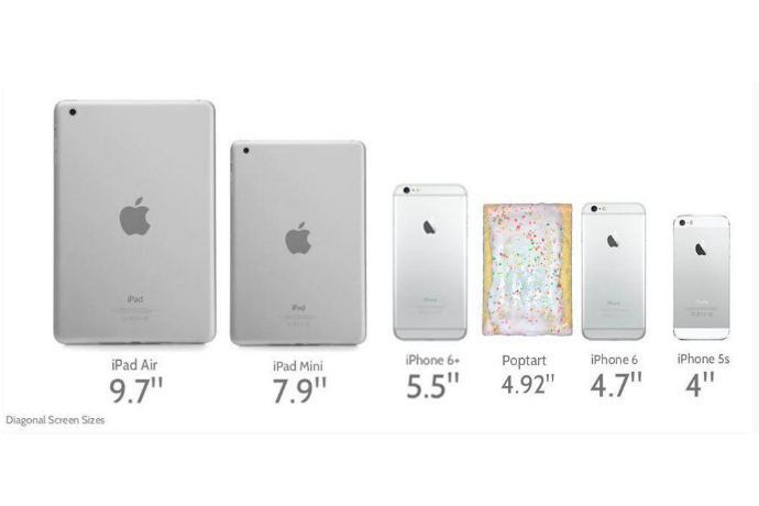 Web Coolness: The (iPhone) size that counts, New York Fashion Week tech, and free Internet hugs