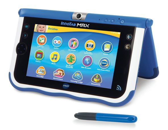 The VTech InnoTab MAX: The popular kids' tablet grows up a bit