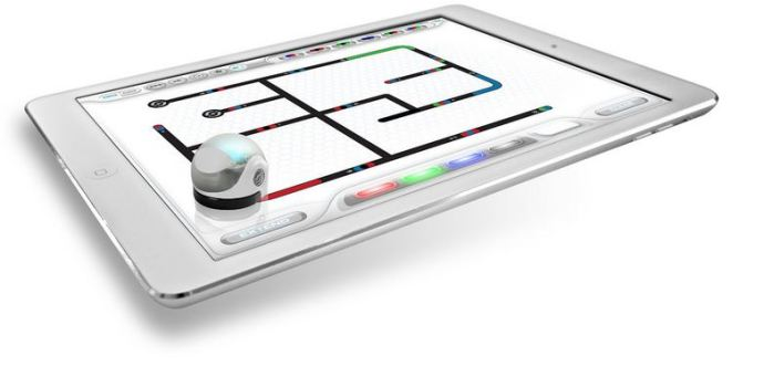 Ozobot: A smart robot that gets your kids more intelligent too