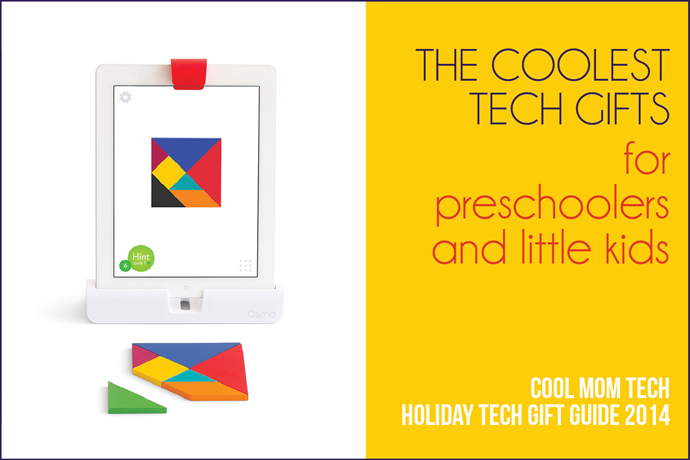 Best little kids tech toys and gifts: Holiday Tech Guide 2014