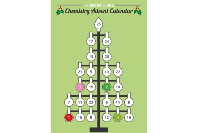 Web Coolness: A cool chemistry advent calendar, Google looks to become more kid-friendly, and decorate the White House Christmas tree using code