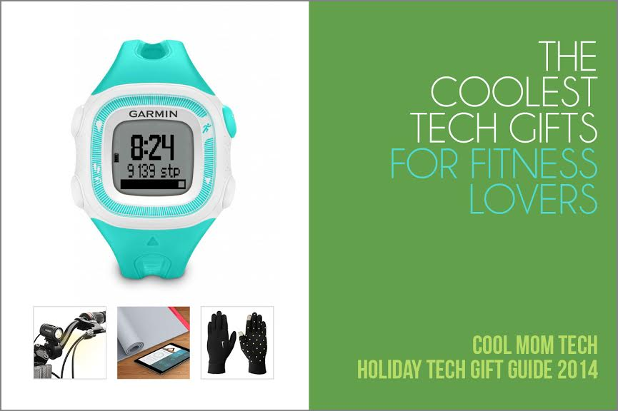 The coolest fitness techgifts: Holiday Tech Gifts 2014