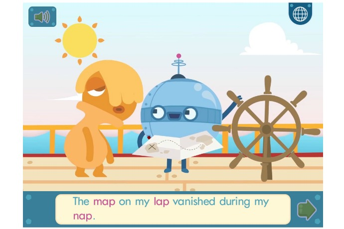 The new Endless Wordplay app scores big on our list of fun educational apps for kids