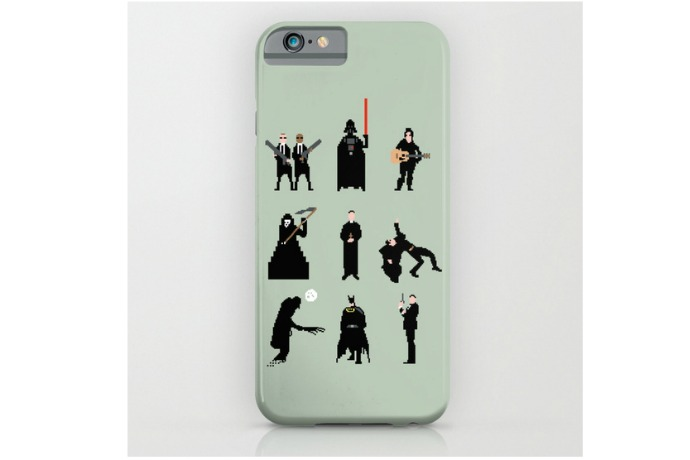 Here come the Men In Black for your phone.
