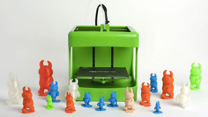 Piquing our Geek: A 3D printer just for kids. Like they won't be begging for that.