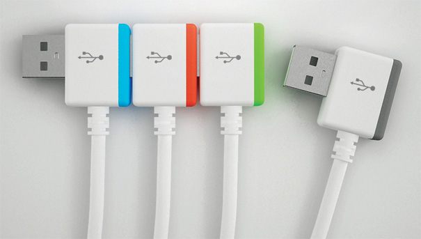 Only one USB hub? Infinite USB is an affordable fix for that and it's rather pretty.