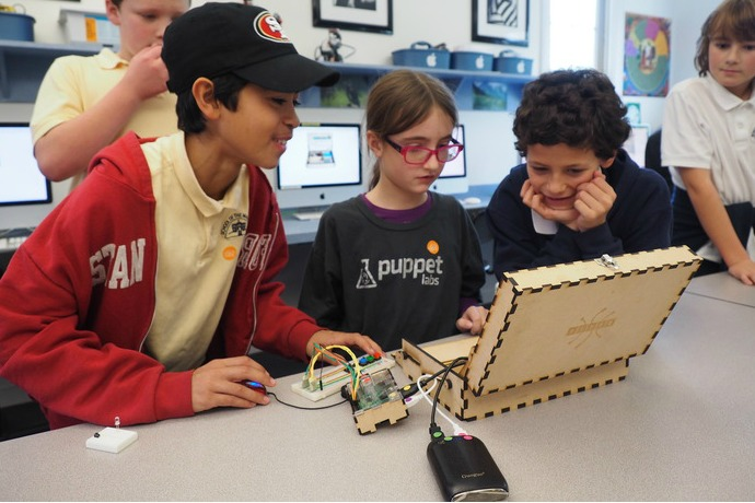 Piper: The ultimate toy for budding engineers who love Minecraft. In other words, our kids.