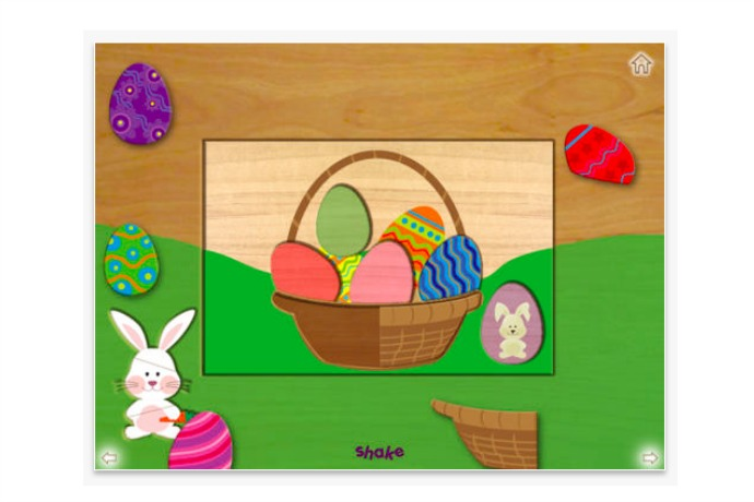 A fun Easter app for kids to keep them busy while you hide the eggs