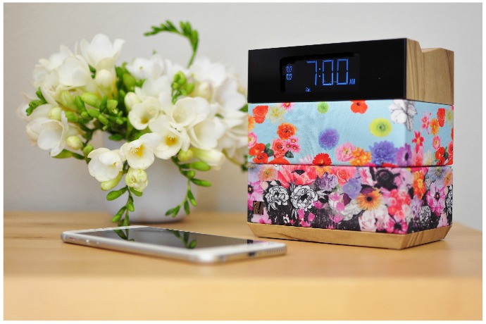 Flowers for audio lovers