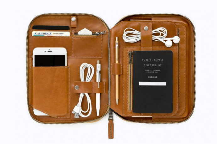 The gorgeous new modular leather iPad and tablet case that could finally get you organized