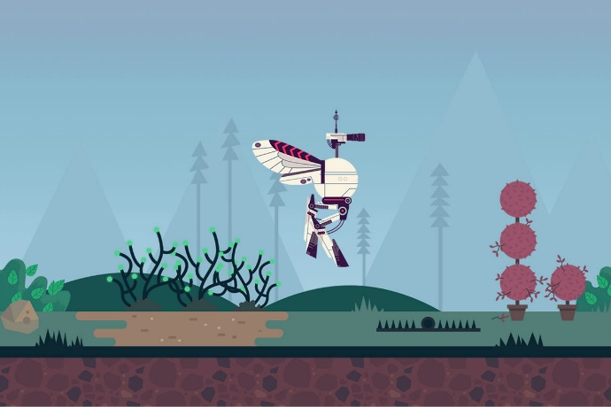 Now kids can build their own robot overlords with The Robot Factory app