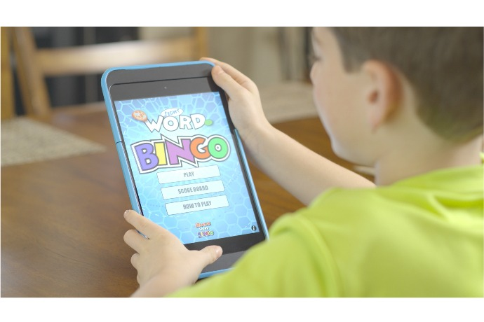 KiDCASE is a clever, new iPad smart case that puts more screentime control in parents' hands