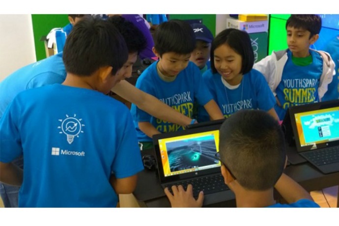 How to get your kids a free coding education this summer from Microsoft.