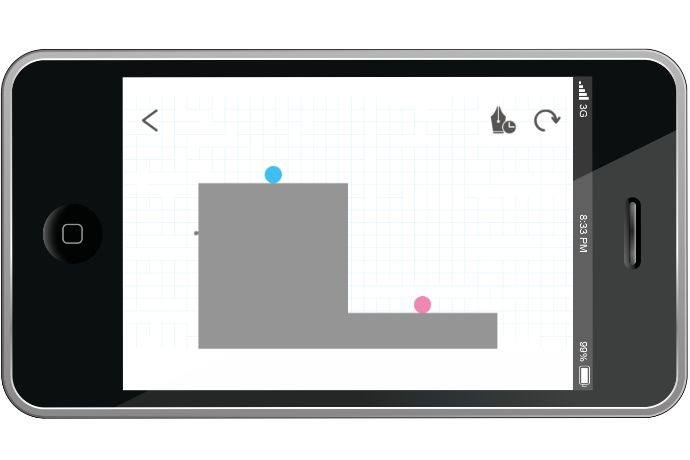 Brain Dots: A brain teaser of an app that proves you may not be smarter than fifth grader.