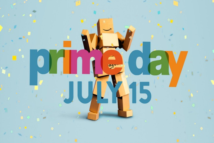 Sponsored Message: Get ready for Prime Day on July 15! Plus, you could win $10,000 which…not so bad.