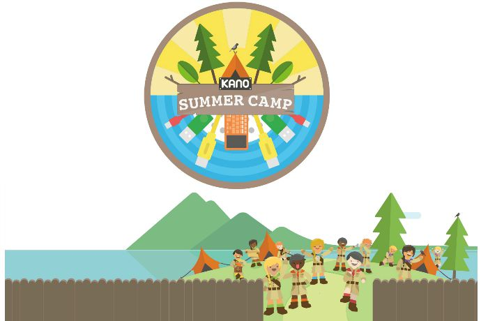 Kano's free online coding camp: Squeeze some fun learning into the last days of summer