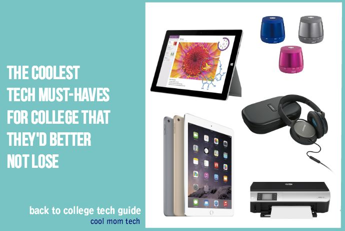 The coolest tech for college students: Back to school shopping guide