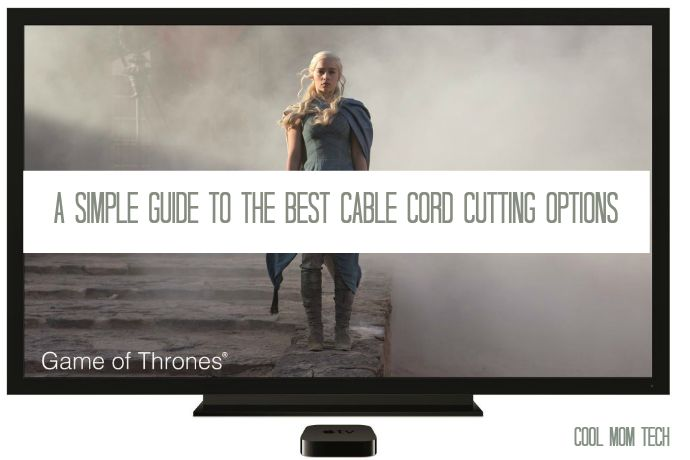 A simple guide to cutting the cable cord: 4 of your best options