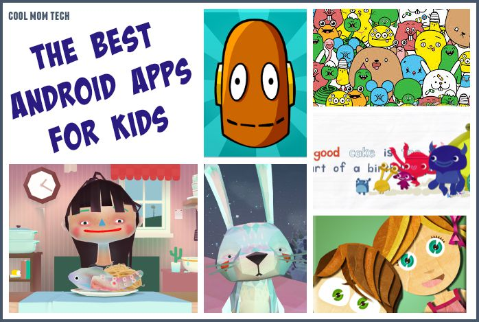 13 of the best Android apps for kids, all right on Google Play