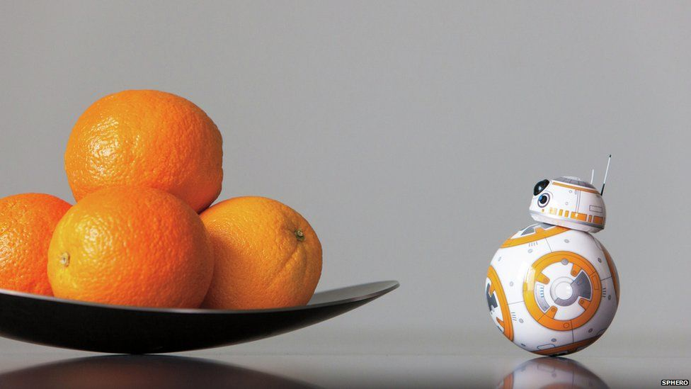 The Sphero BB-8 wins this #ForceFriday thing.