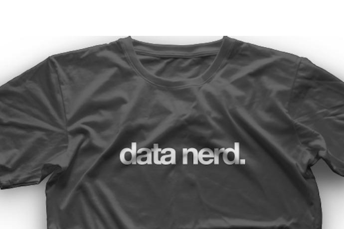 Data nerds of the world, unite!